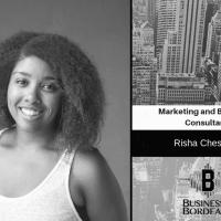 New Podcast:! Risha Chesterfield | Marketing and Branding Consulting | @rishaleondra @jasonbordeaux1 @trackstarz