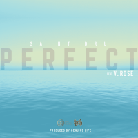 "Saint Dru Collaborates With V. Rose For His New Single ""Perfect"" 