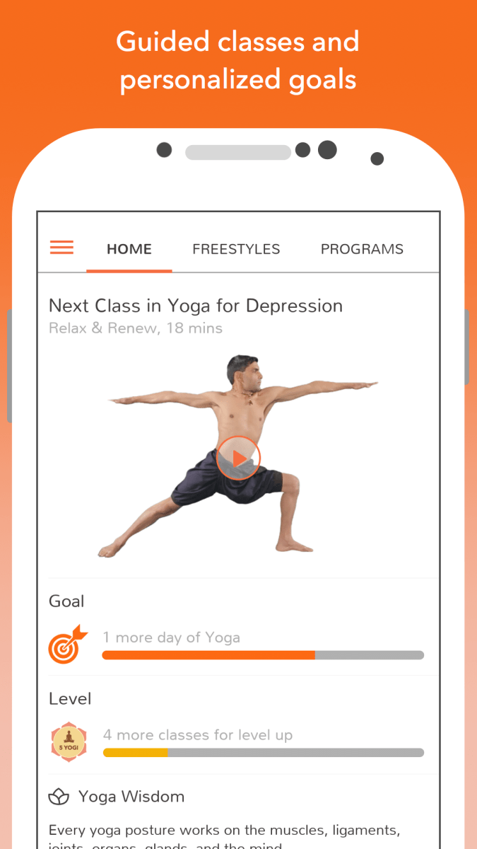 Download Yoga Apps
