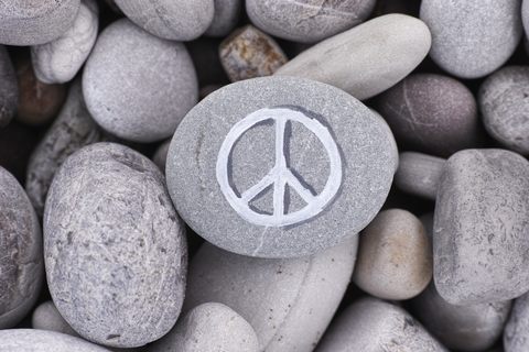 your true nature is peace