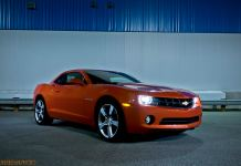2010 Chevy Camaro RS Review