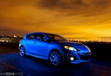 2010 MazdaSpeed 3 hatchback review