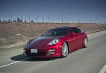 2011 Porsche Panamera 4S Review