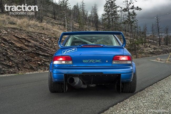 1998 Subaru Impreza 2.5 RS Coupe