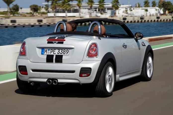 all-new 2012 MINI Roadster