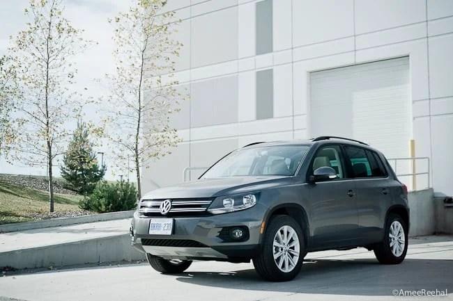 2012 VW Tiguan 2.0 TSI 4Motion