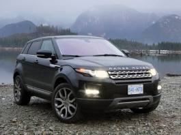 2012 Range Rover Evoque Review