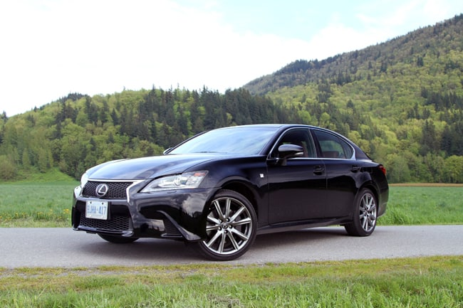 first drive 2013 lexus gs 350 f sport awd. Black Bedroom Furniture Sets. Home Design Ideas