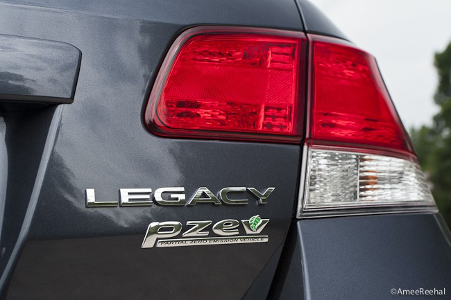 2013 Subaru Legacy review