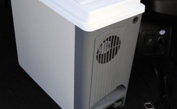 Koolatron P20 Compact 12-Volt Cooler Product Review