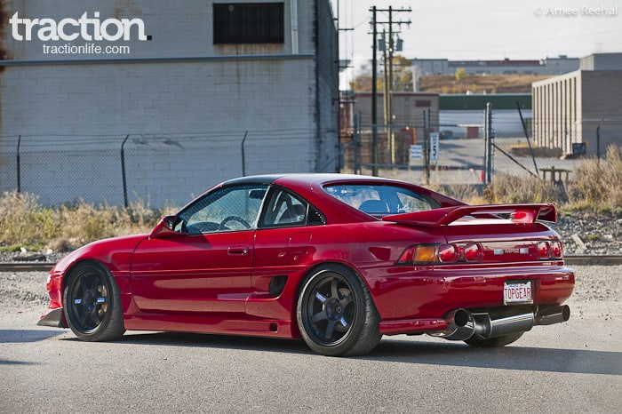 Lost and Found: A Slammed 1991 Toyota MR2 Turbo Feature