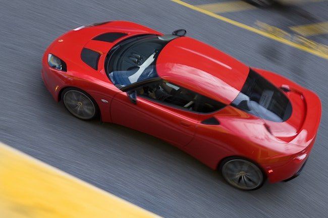 2012 Lotus Evora S Review Review
