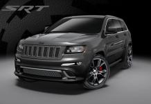 2013 Jeep Grand Cherokee SRT8 vapor edition