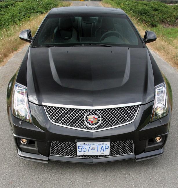 2013 Cadillac Cts V Reviews And Rating: 2013 Cadillac CTS-V Coupe
