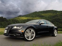 2013 Audi S7 Review