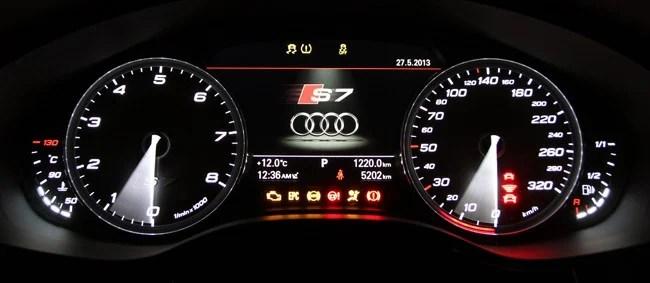 2013 Audi S7 Review