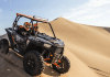 Polaris RZR XP 1000-dirt