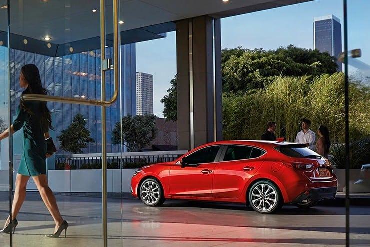 2015 Mazda3 Sport GT Review