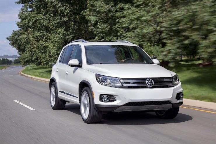 2015 Volkswagen Tiguan Review