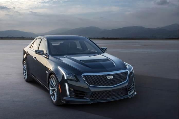 2016 Cadillac CTS-V horsepower