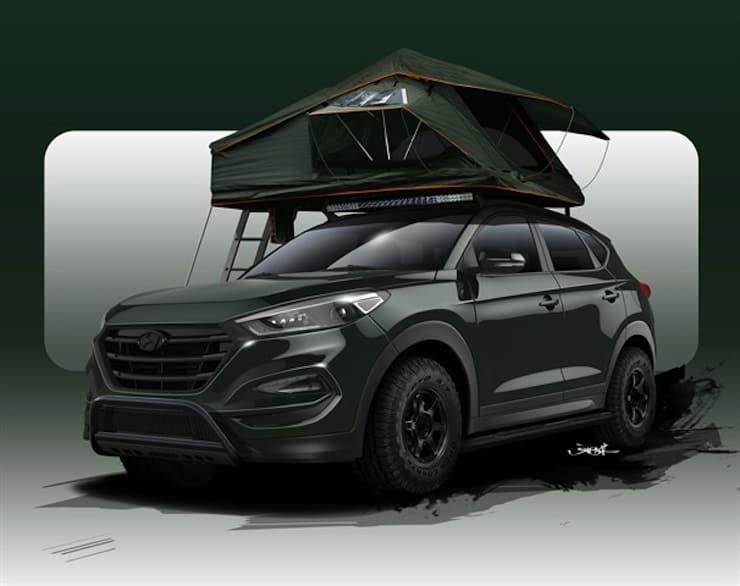 hyundai tuscon adventuremobile