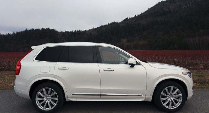 2016 Volvo XC90 Inscription Review (23 of 25)