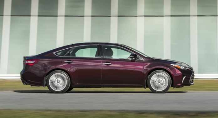 2016 toyota avalon review (7 of 33)