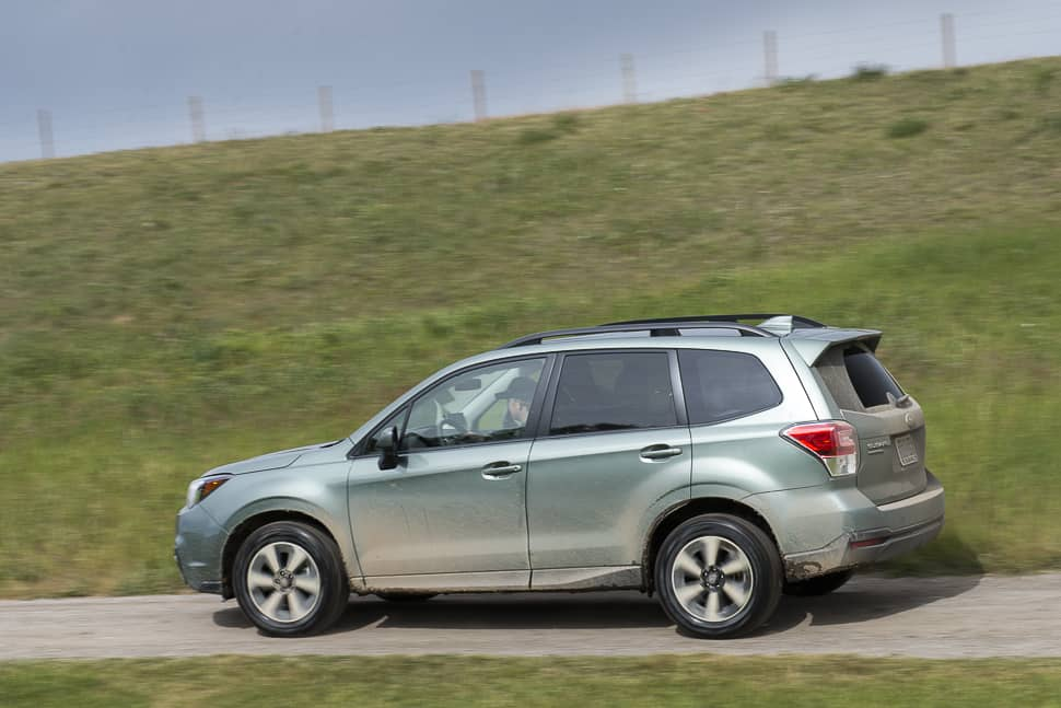 2017 Subaru Forester Review (17 of 22)