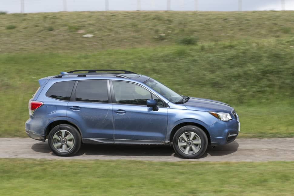 2017 Subaru Forester Review (18 of 22)