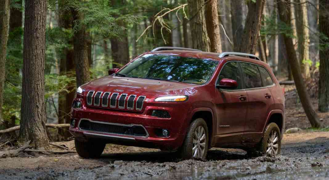 2016 jeep cherokee overland review