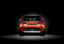 2017 land rover discovery first image preview