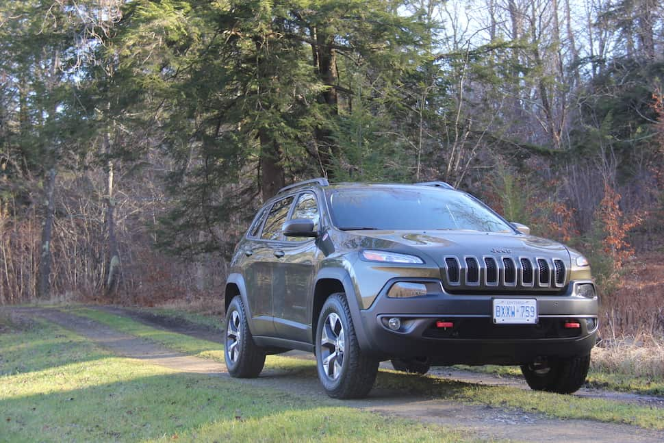 2016 jeep cherokee trailhawk trail rated