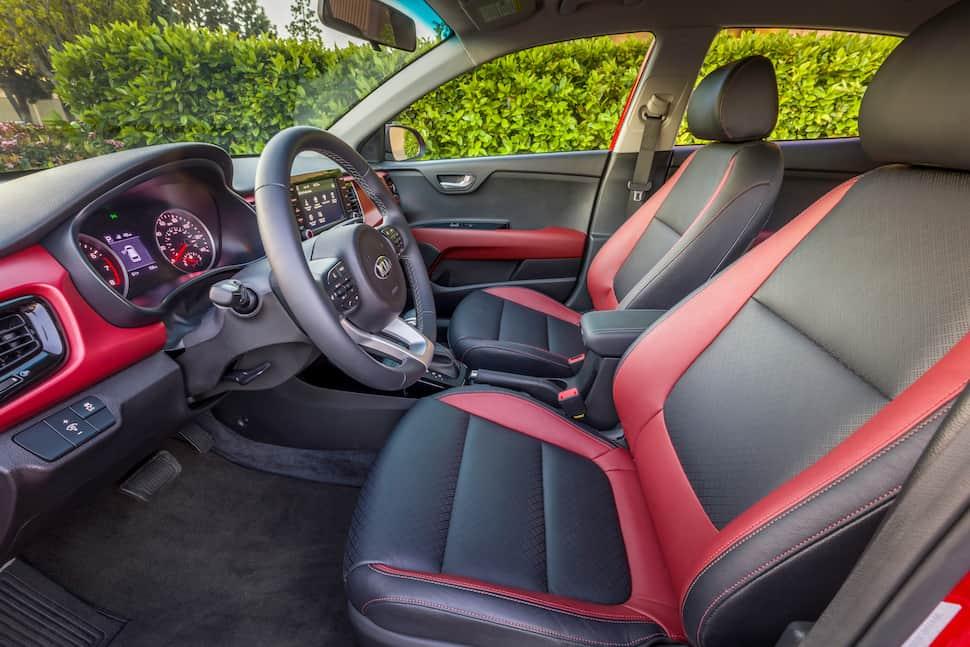 2018 Kia Rio Sedan and 5-door