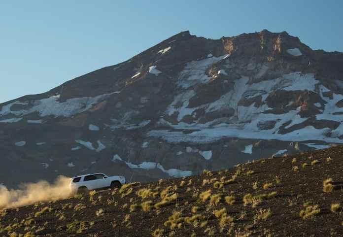 2017 toyota 4runner trd pro review driving