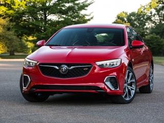 2018 Buick Regal GS