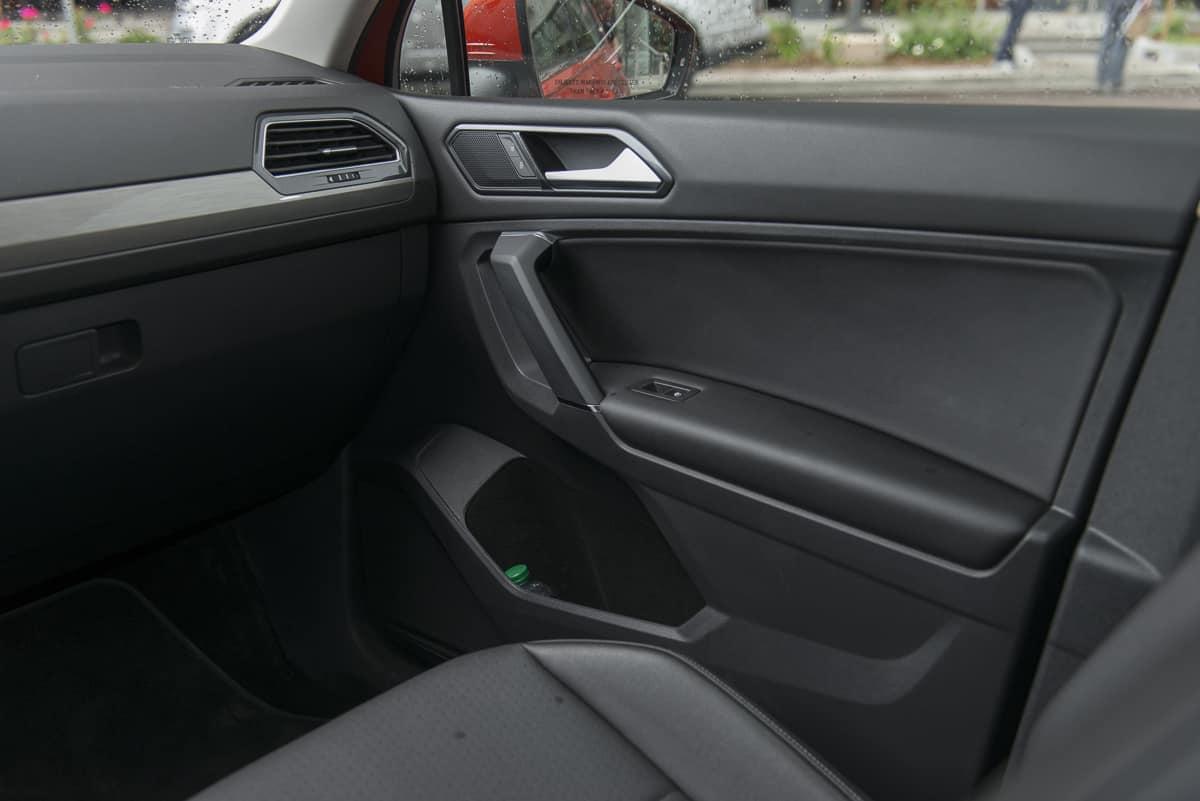 2018 Volkswagen Tiguan Review