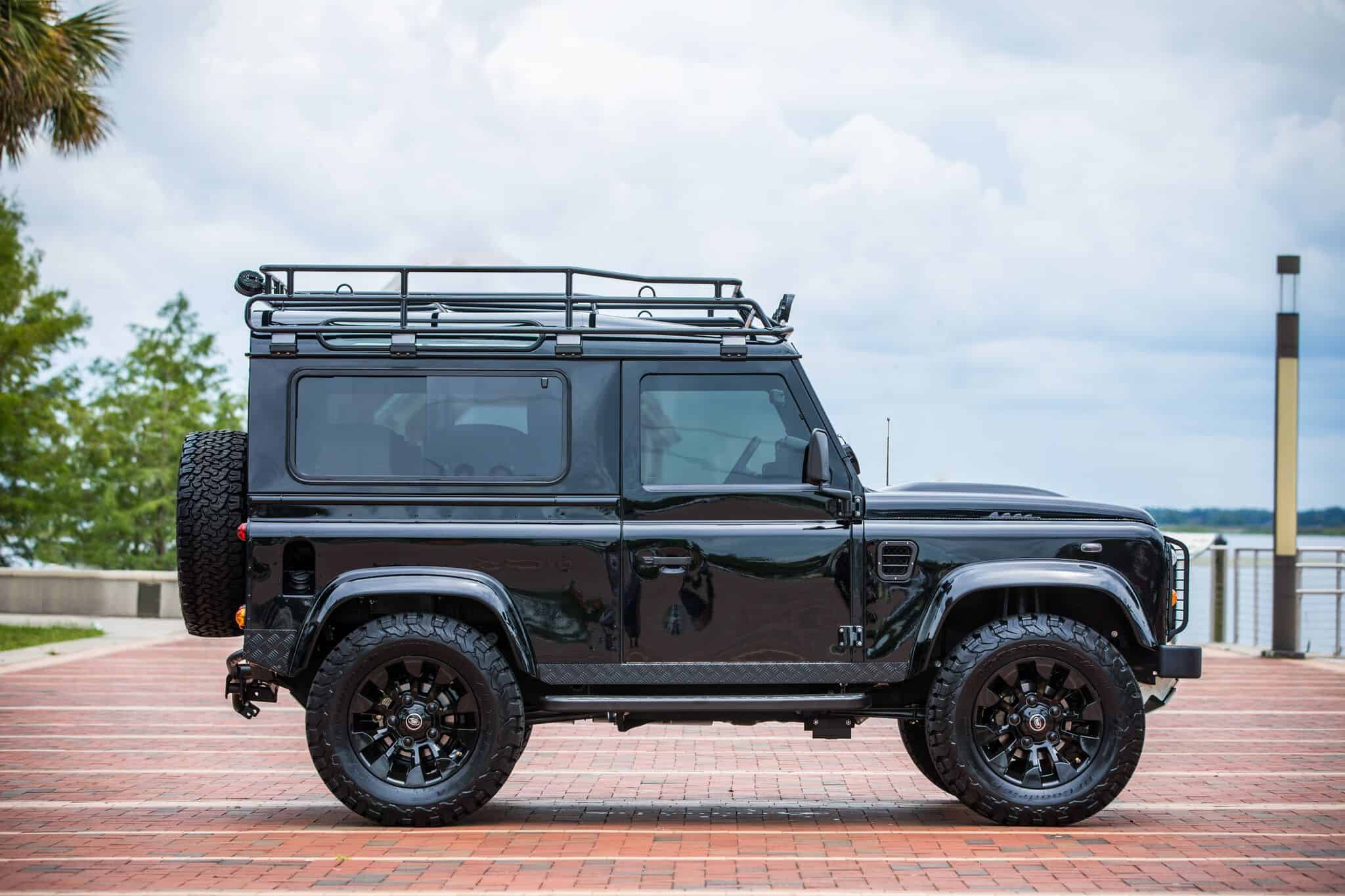 Project Blackout East Coast Defender