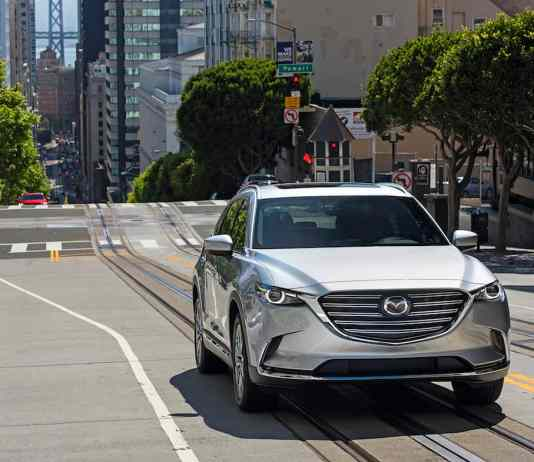 2017 Mazda CX-9 Review