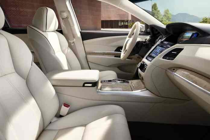 2018 acura rlx sport sedan