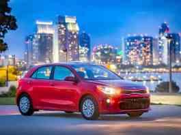 2018 kia rio 5-door pricing