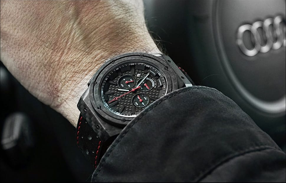 Carbon Renegade Carbon Fiber Watch