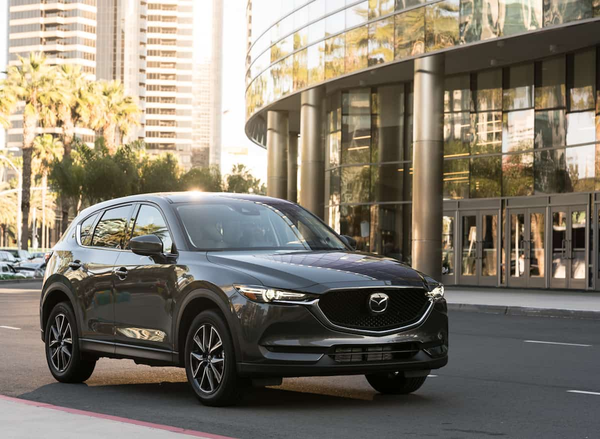 2017 mazda cx-5 review front