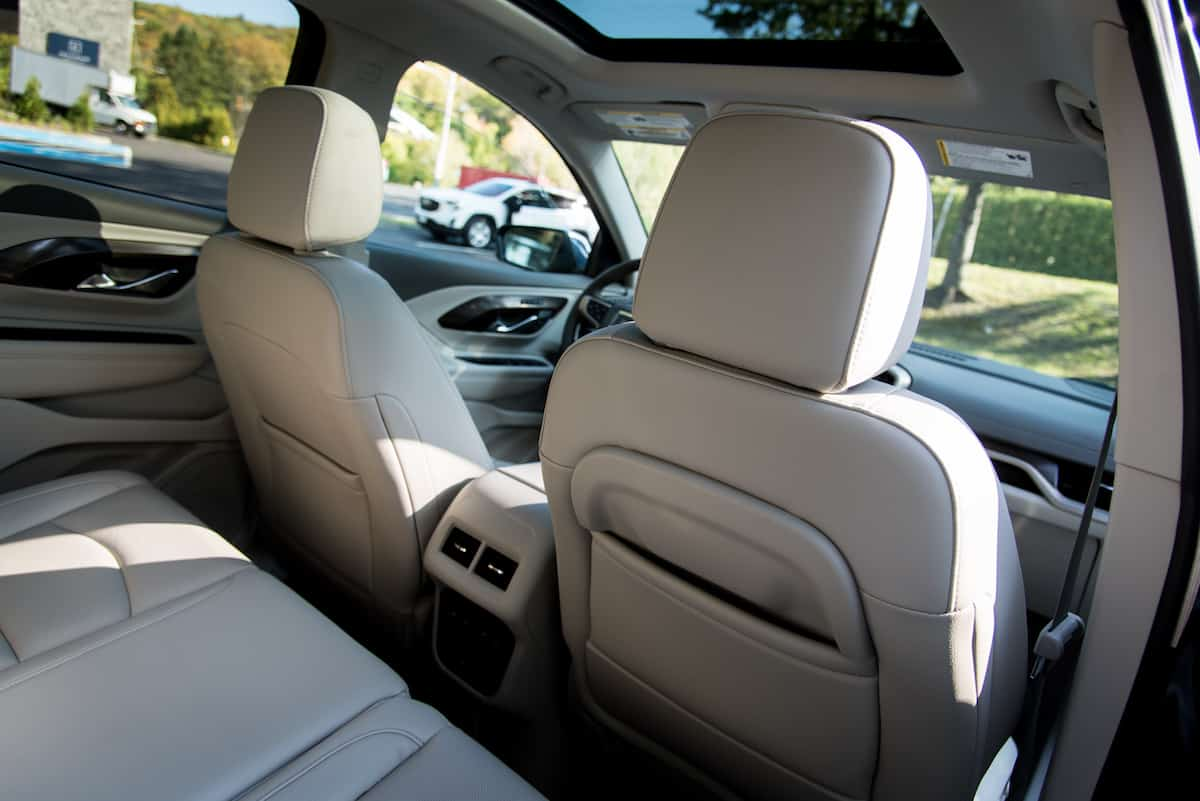 first drive 2018 gmc terrain review a premium american crossover. Black Bedroom Furniture Sets. Home Design Ideas