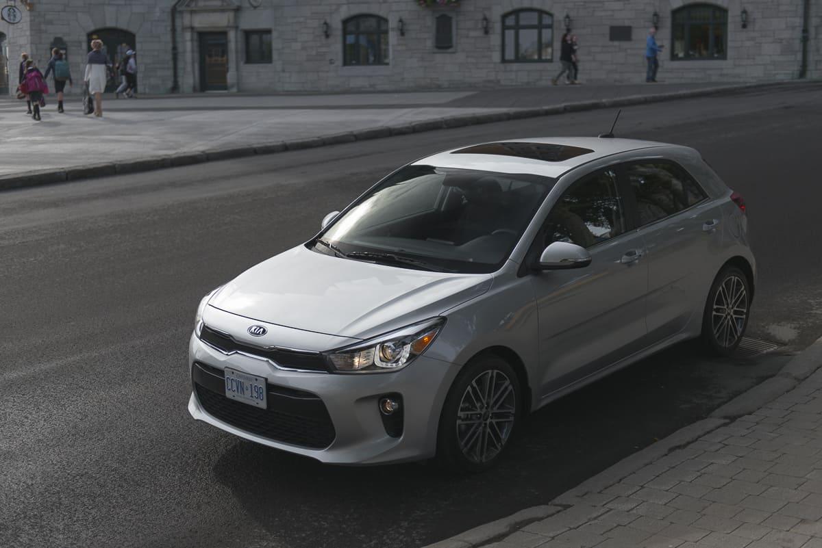 First Drive 2018 Kia Rio 5 Door Hatchback Review