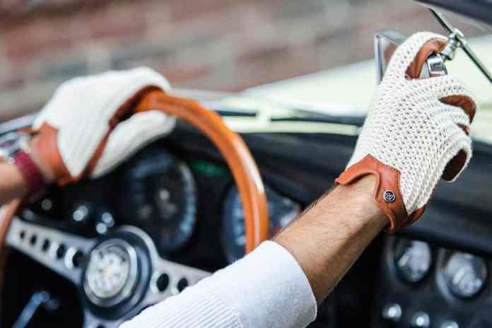 Autodromo Stringback Driving Gloves
