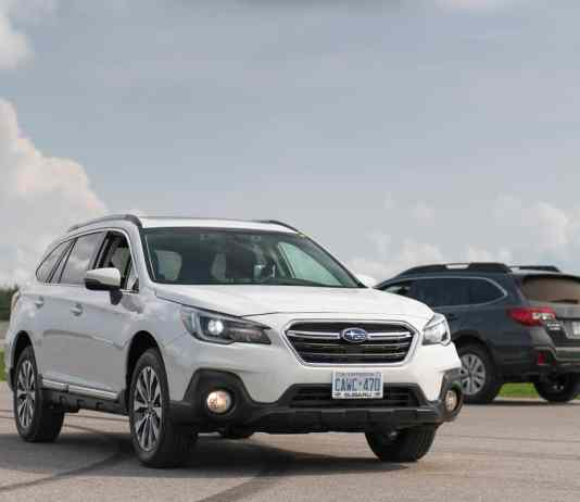 2018 subaru outback review first drive (14 of 17)
