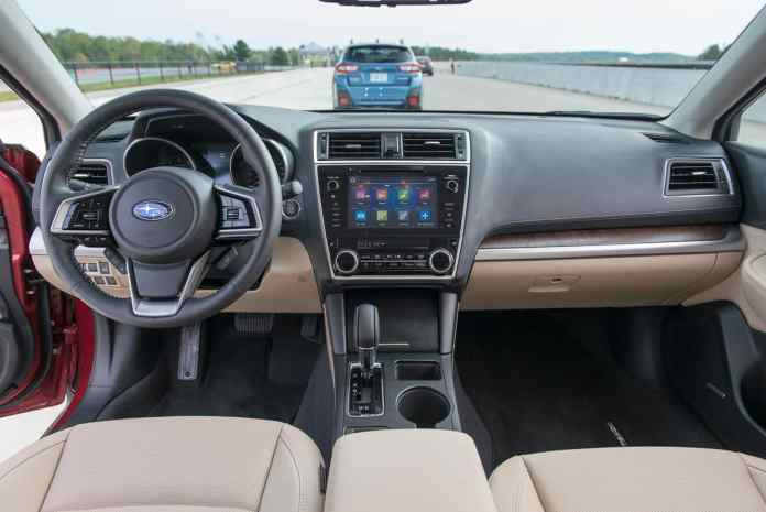 2018 subaru outback review first drive (3 of 17)