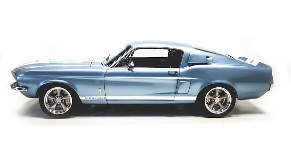 Revology Cars 1967 Shelby GT500