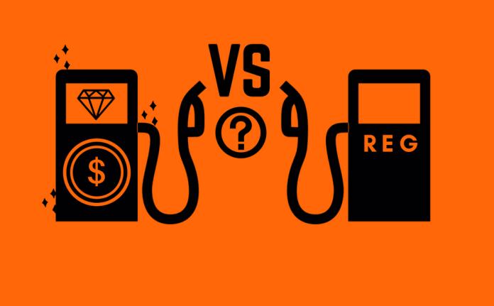 Premium vs regular gas tractionlife