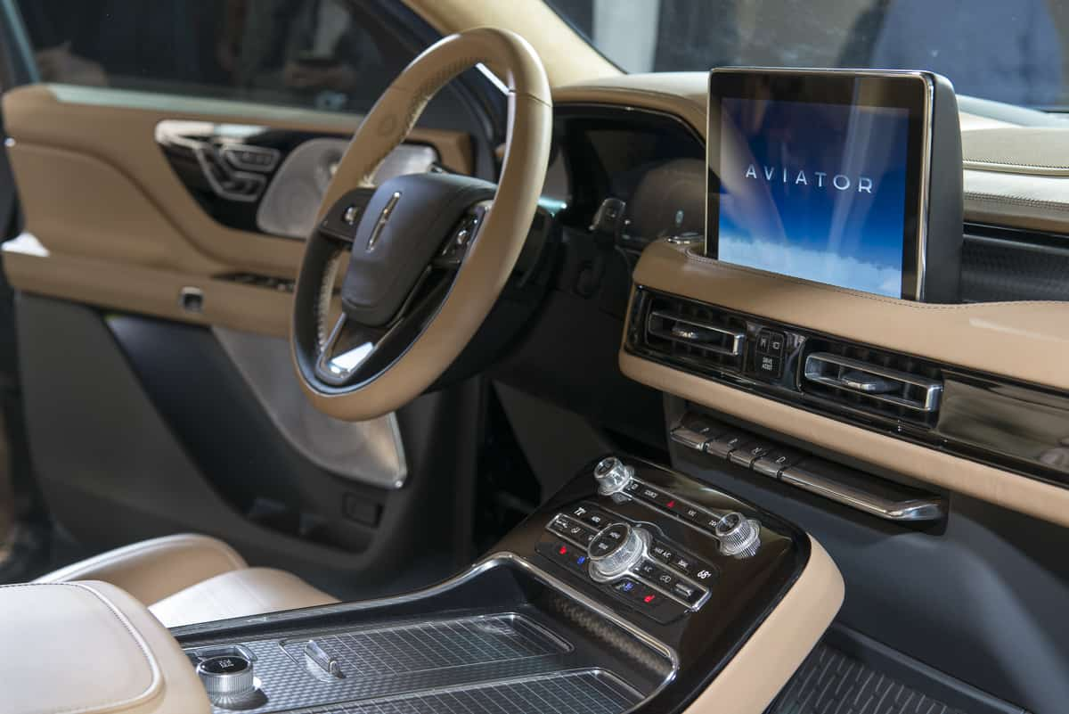 Lincoln Aviator First Look Of